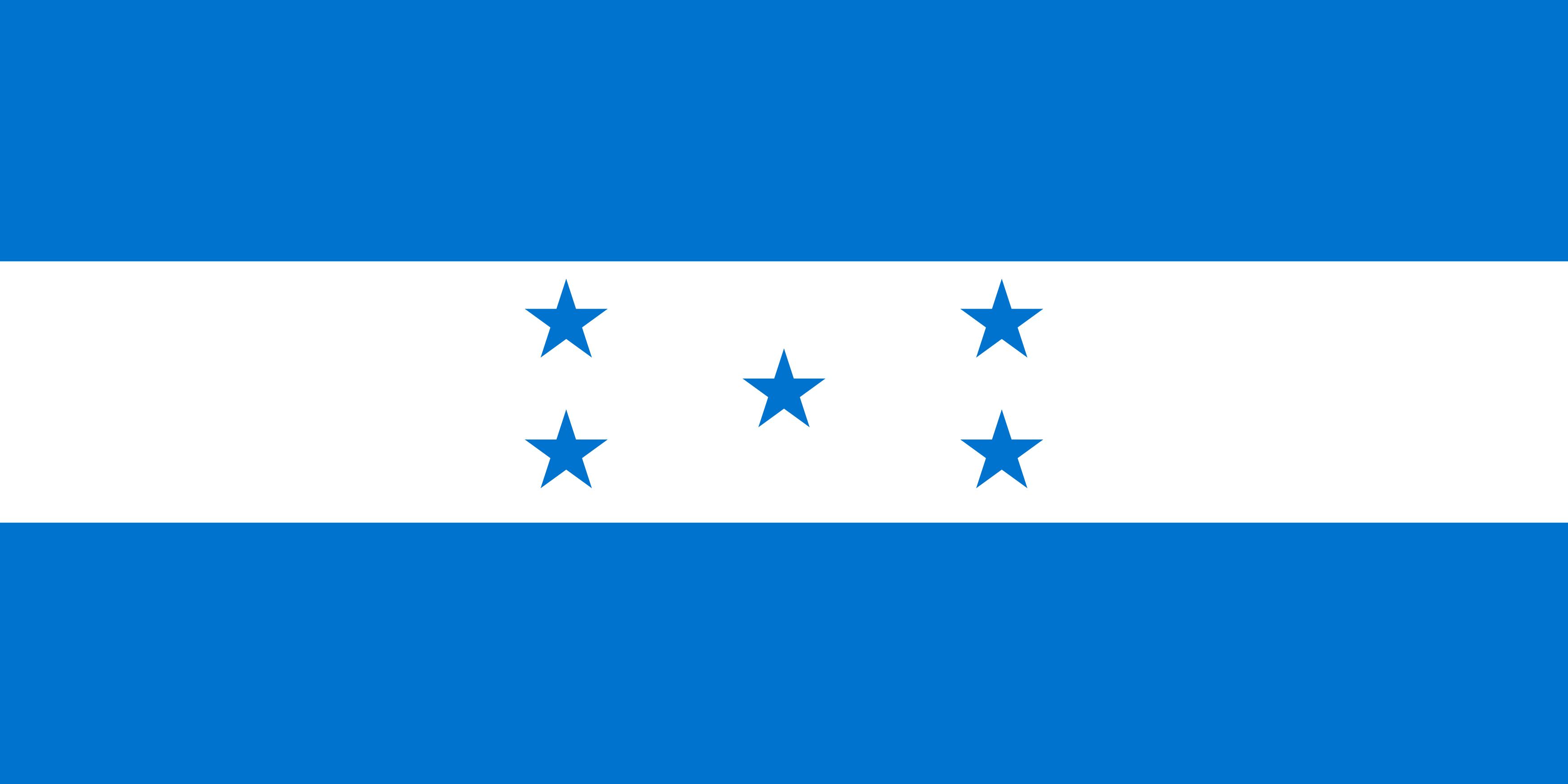 bandeira de honduras - Bandeira de Honduras