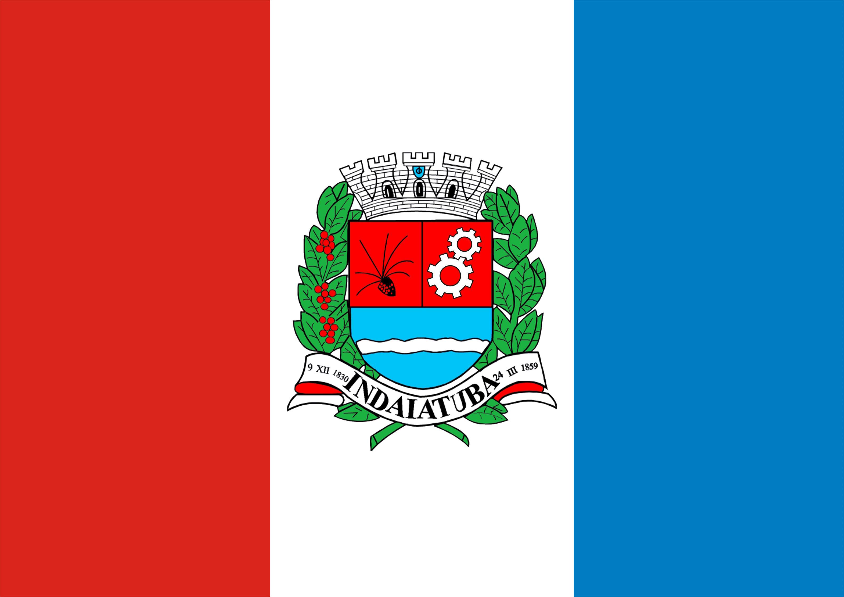 bandeira indaiatuba sp - Bandeira de Indaiatuba SP