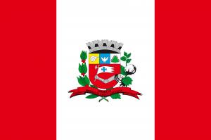 Bandeira de Marília SP.