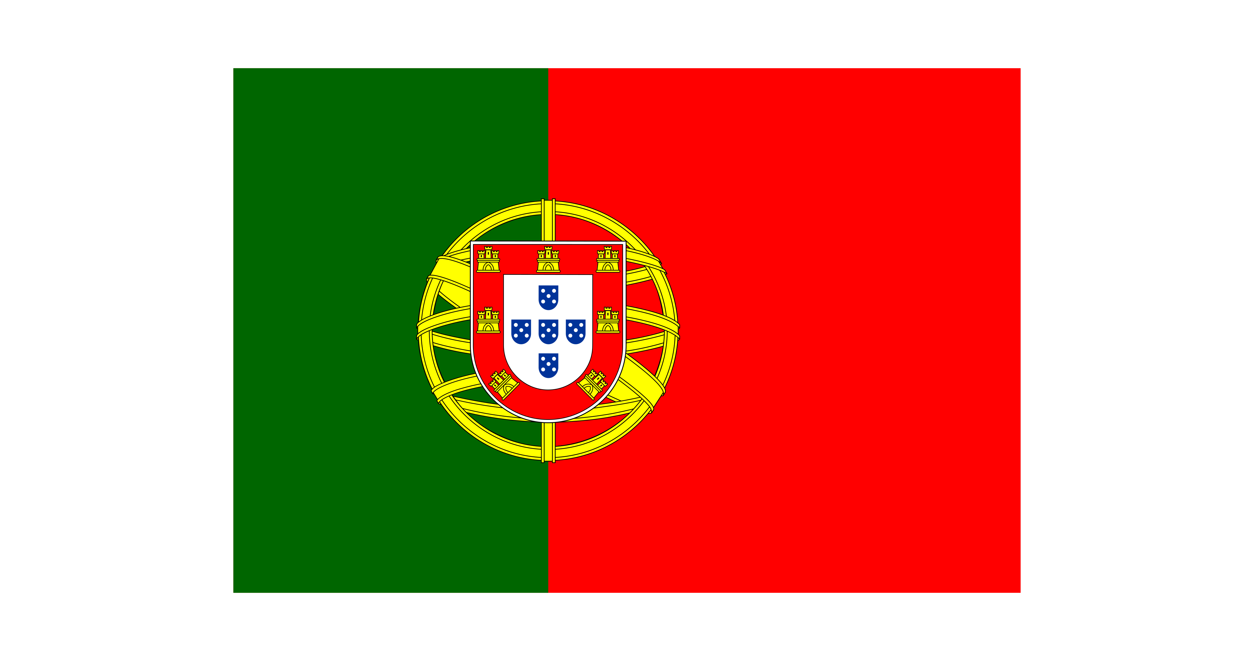 bandeira de portugal 01 - Bandeira de Portugal